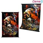 Madcatz, Street Fighter IV Wall Scross PS3 / Xbox 360 (OP=OP)