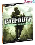 Call of Duty, Modern Warfare, Reflex, Official Strategy Guide Wii