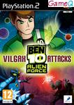 Ben 10 Alien Force, Vilgax Attacks  PS2  (Import)