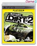 Colin McRae, Dirt 2 (Platinum)  PS3