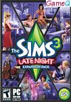 De Sims 3, Na Middernacht (Add-On)  (DVD-Rom)