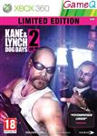 Kane & Lynch 2, Dog Days (Collector's Edition)  Xbox 360