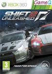 Need for Speed, Shift 2 Unleashed  Xbox 360