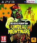 Red Dead Redemption (Undead Nightmare Pack)  PS3
