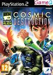 Ben 10, Ultimate Alien, Cosmic Destruction  PS2