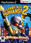 Destroy All Humans 2  PS2