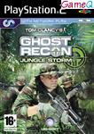 Tom Clancy?s, Ghost Recon, Jungle Storm  PS2