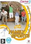 Get Up Games, Family Sports  Wii