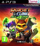 Ratchet & Clank, All 4 One  PS3