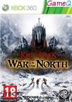 Lord of the Rings, War in the North  Xbox 360