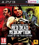 Red Dead Redemption (Game of the Year Edition)  PS3