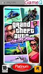 Actie - Grand Theft Auto (GTA), Vice City Stories (Platinum)  PSP