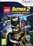 LEGO Batman 2, DC Superheros  Wii