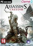 Assassin's Creed 3  (DVD-Rom)