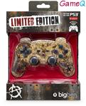 Big Ben, Wireless Controller Warrior (Limited Edition)  PS3