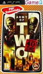 Army of Two, The 40th Day (Essentials)  PSP