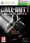Call of Duty, Black Ops 2  Xbox 360