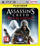 Assassin's Creed, Revelations (Platinum)  PS3