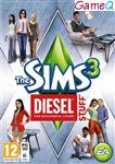 De Sims 3, Diesel Stuff (Add-On)  (DVD-Rom)