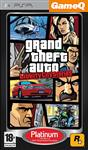 Grand Theft Auto, Liberty City Stories (Platinum)  PSP