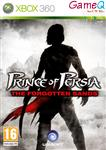 Prince of Persia, The Forgotten Sands  Xbox 360