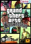 Grand Theft Auto, San Andreas (DVD-Rom) (OP=OP)